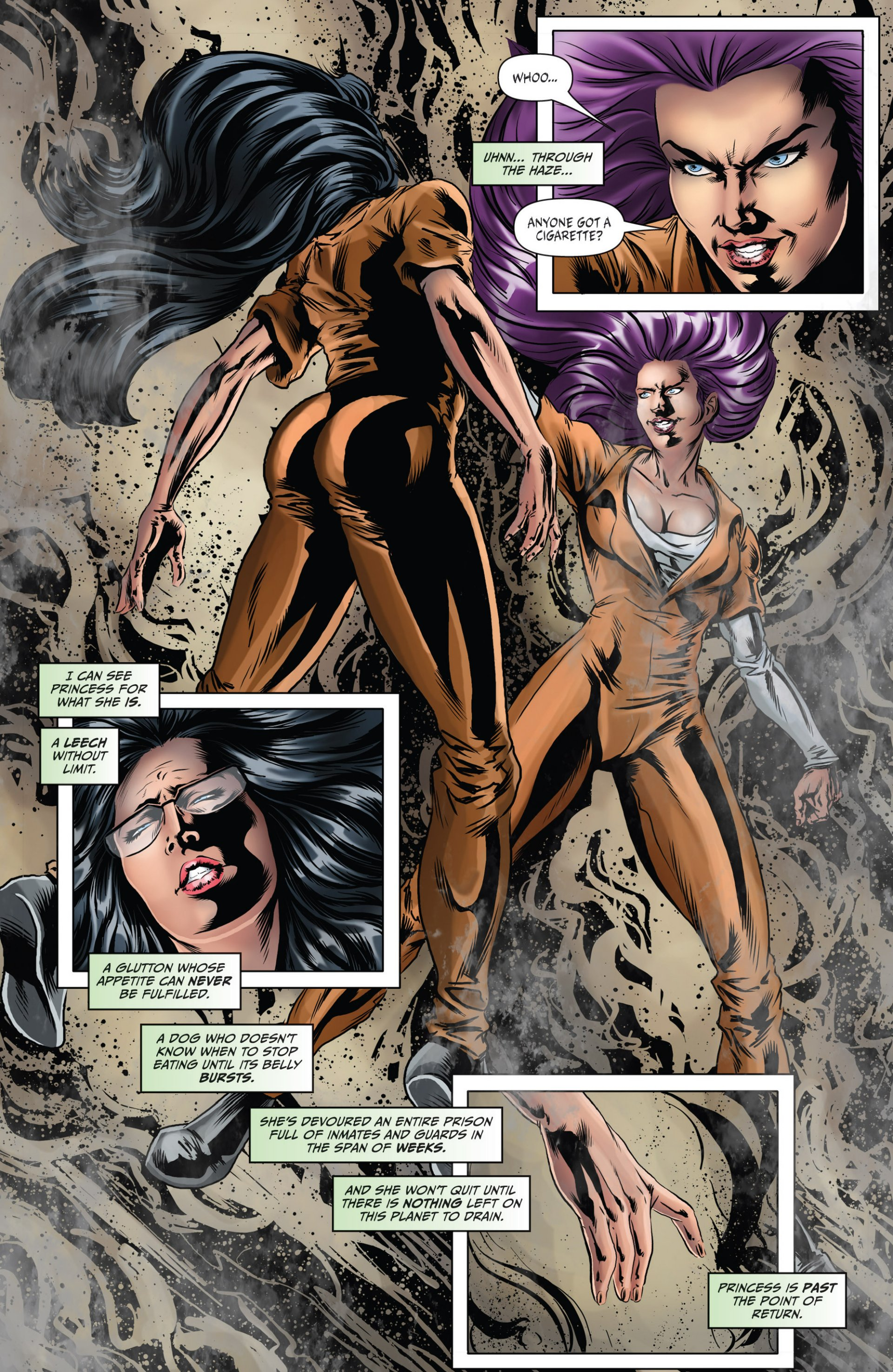 Grimm Fairy Tales (2005) Issue #81 #84 - English 12