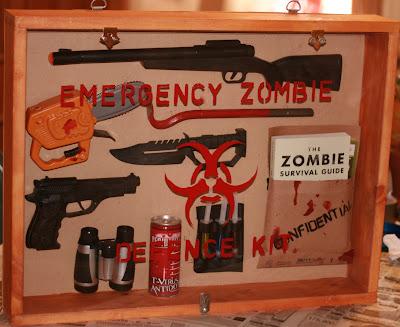 Kit de Emergencia Zombi