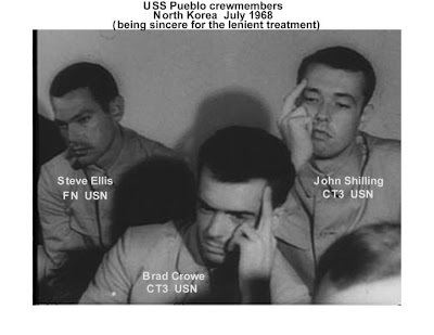 US PRISONERS CAPTURED DURING THE KOREAN WAR REPEATED GAVE