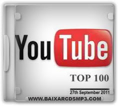Baixar CD YouTube Top 100 - 27th September 2011 Grátis