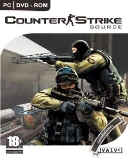 Counter Strike Source Cover, Poster