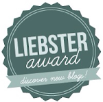 I've got a Liebster  Blog Award.