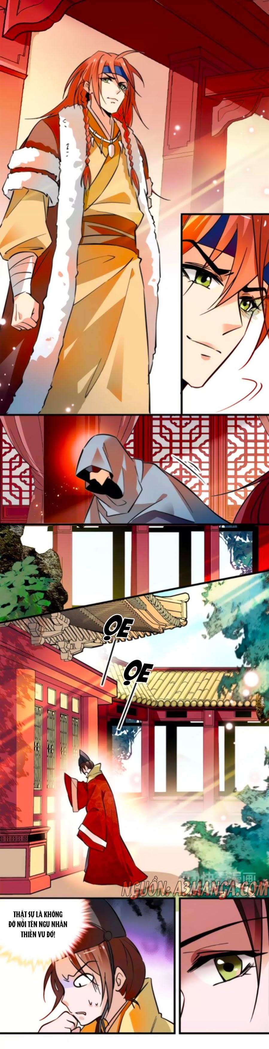Hoàng Thượng! Hãy Sủng Ái Ta Đi! – Chap 68