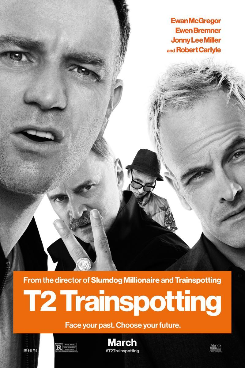 T2: Trainspotting (2017) DVDRip Latino