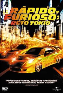 Rapido Y Furioso 3: Reto Tokyo (2006) Online