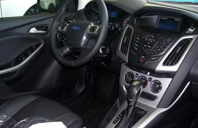 Novo Ford Focus SE Powershift 2014