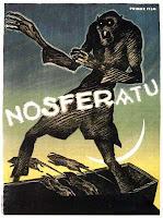 """""""Nosferatu"""", F. W. Murnau, 1922"""