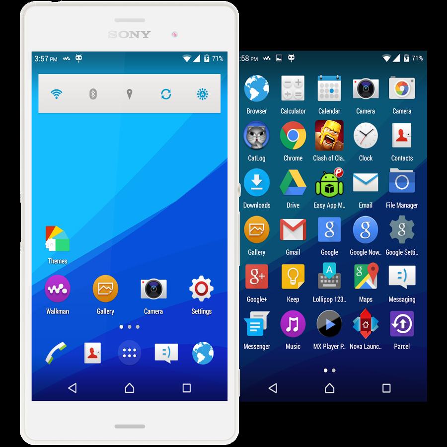 Android Puerto Rico: Temas para tu Android corriendo en CM12 Android