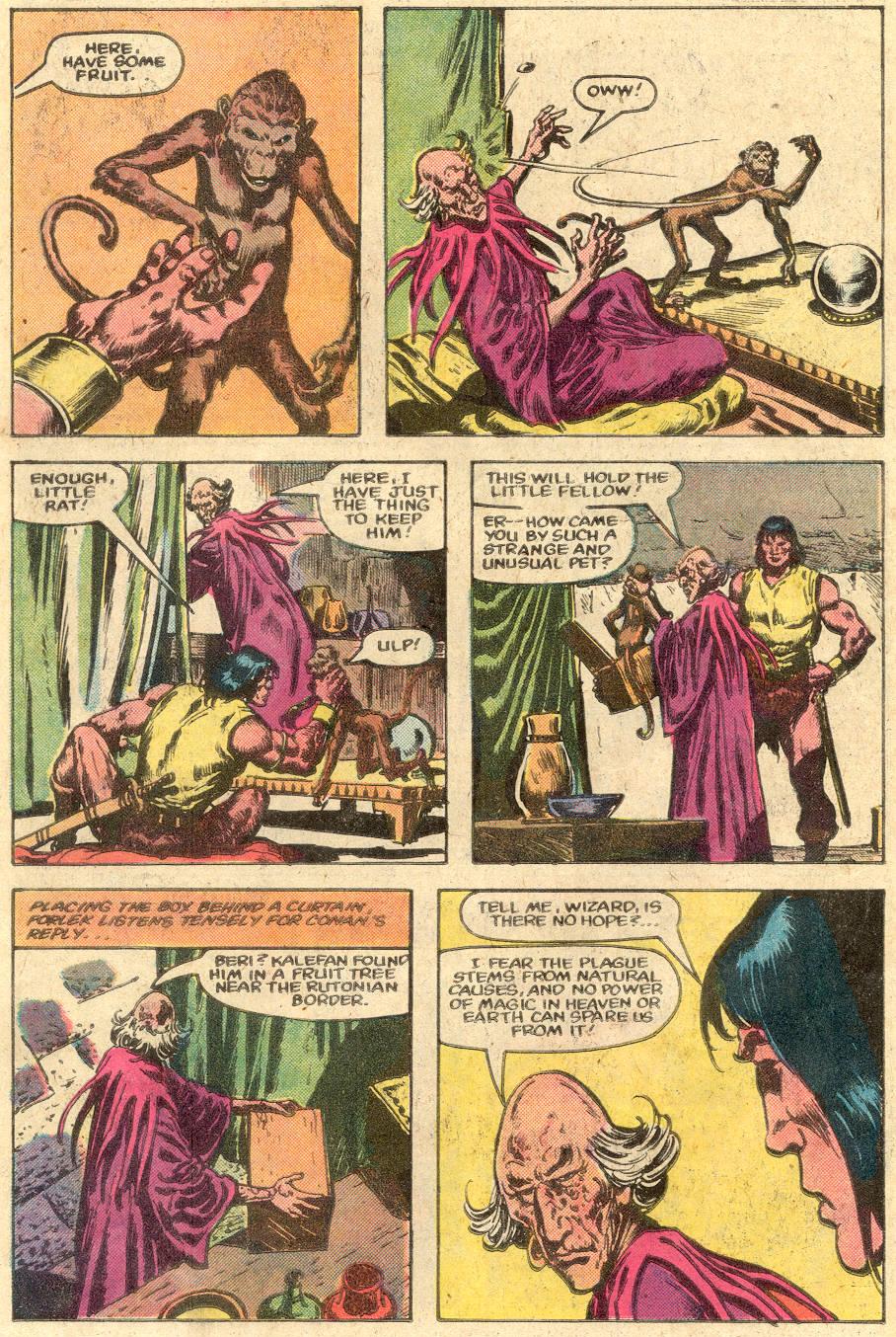 Conan the Barbarian (1970) Issue #148 #160 - English 12