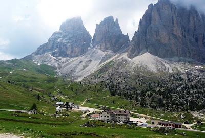 Passo Sella – Itália