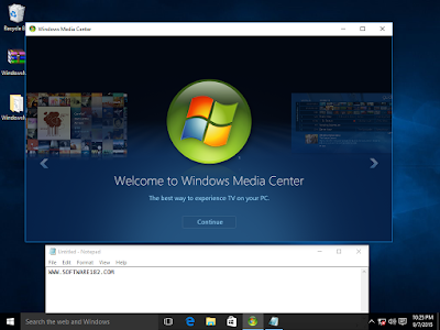 Cara Menginstall Windows Media Center di Windows 10