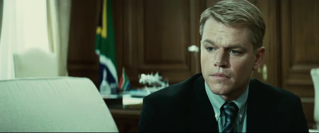 Matt Damon Invictus Matt Damon Invictus Body Matt