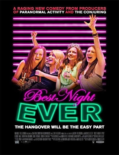 Ver Best Night Ever (2014) Online
