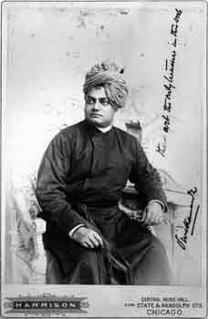Swami Vivekananda image, parliament of the world's religions