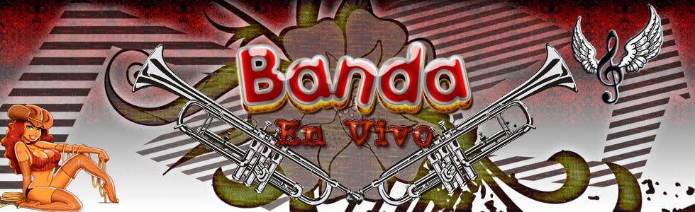 Disco de Banda en vivo.
