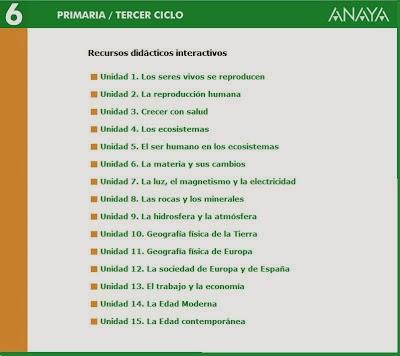 ANAYA SOCIALES
