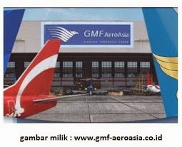 Lowongan Kerja PT GMF AeroAsia Batam Januari 2015