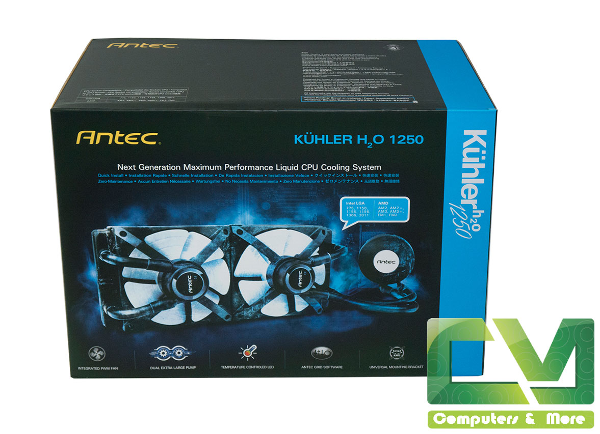 Main%2Bpic antec kuhler h2o 1250 aio cpu liquid cooler review and Case 410 Wiring-Diagram at bayanpartner.co
