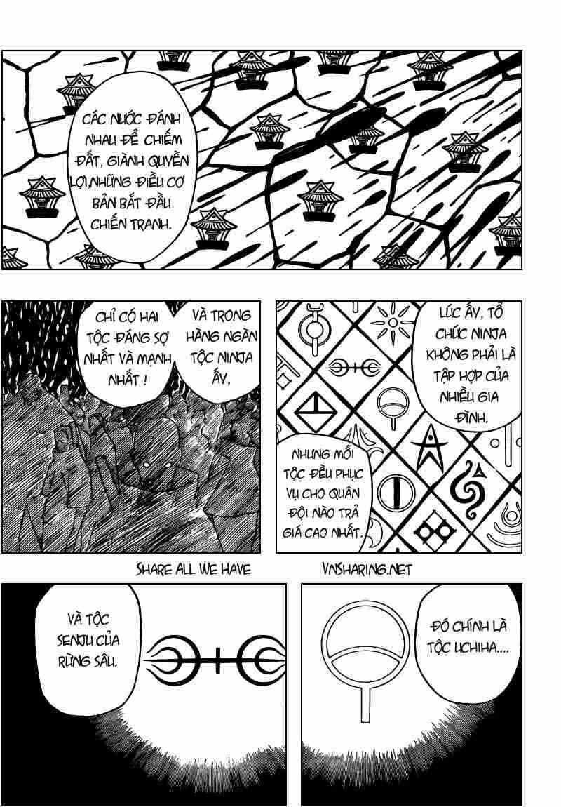Naruto chap 398 Trang 17 - Mangak.info