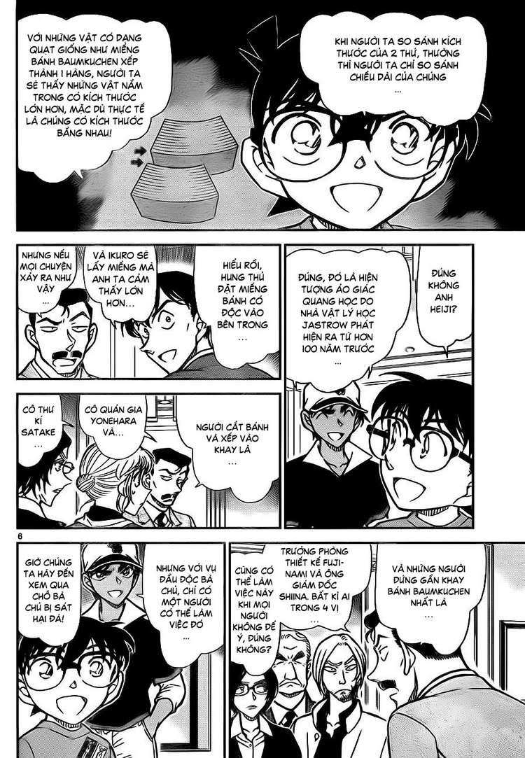 Detective Conan - Thám Tử Lừng Danh Conan chap 786 page 7 - IZTruyenTranh.com