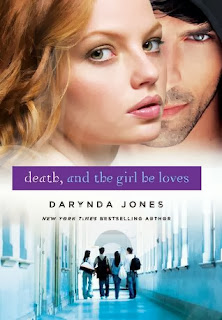 death and the girl he loves, darynda jones, young adult, blog tour, darklight, trilogy, grim reaper, reaper, school books, teenage books, romance,