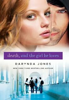 death and the girl he loves, darynda jones, young adult, blog tour, darklight, trilogy, grim reaper, reaper, school books, teenage books, romance,