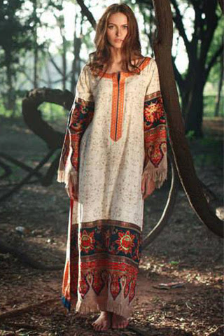 Fashion She9 Shawl Collection 2013-2014 | House of Zunuj Shawl Collection 2013-2014 by Lakhany Silk Mills