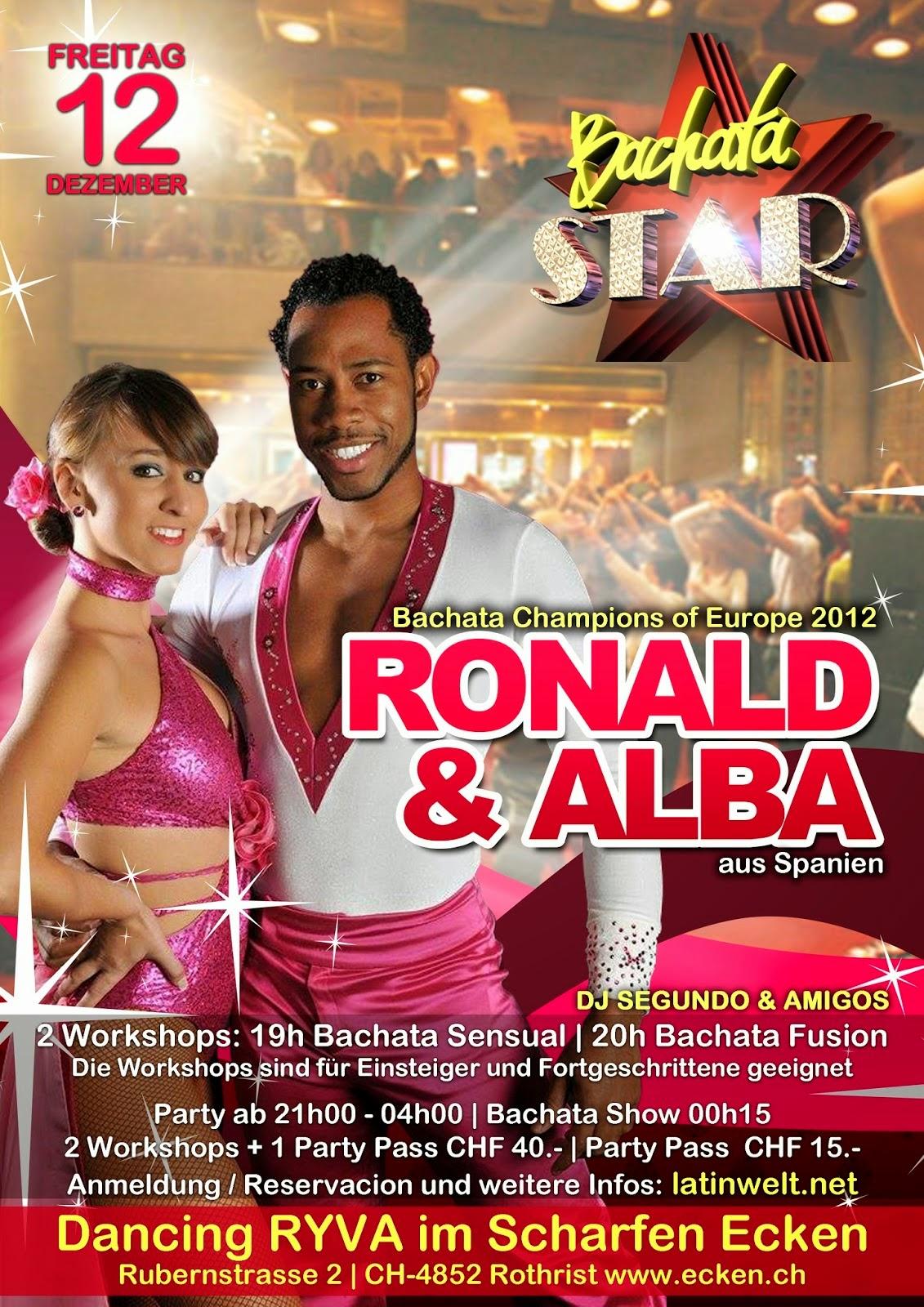 BACHATA STAR - 12. DEZEMBER 2014