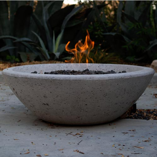 Modern fire pit designs sage outdoor designs for Outdoor modern fire pit