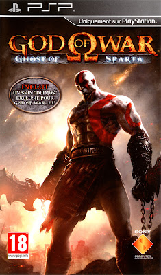 God of War : Ghost of Sparta PSP