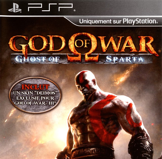 Telecharger Jeux Psp God Of War Ghost Of Sparta Gratuit Free Download