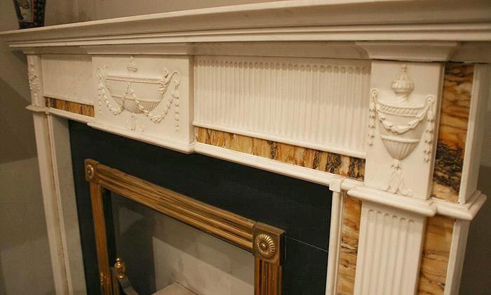 Click to Visit Antique Fireplace Restoration Website