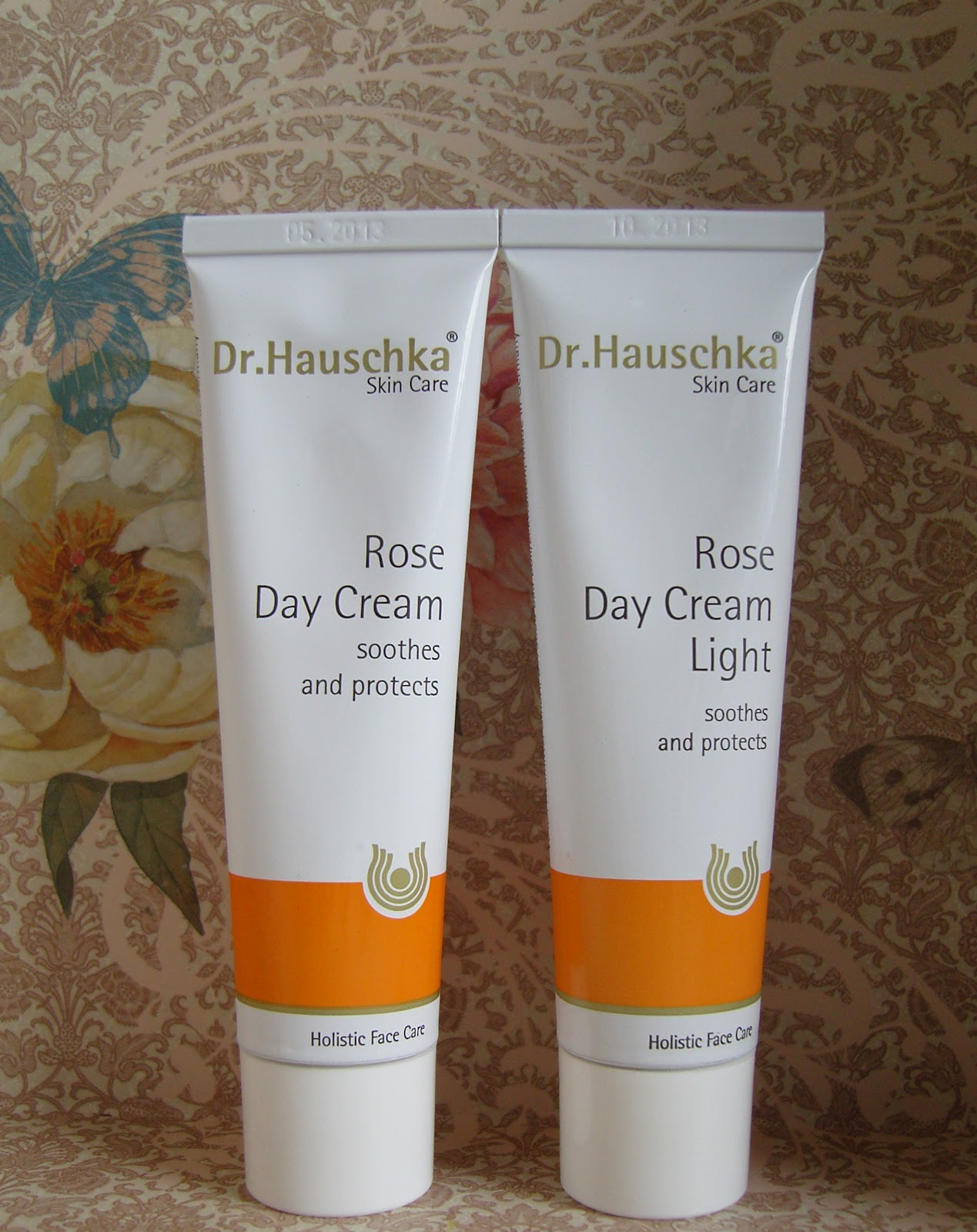 dr hauschka rose cream
