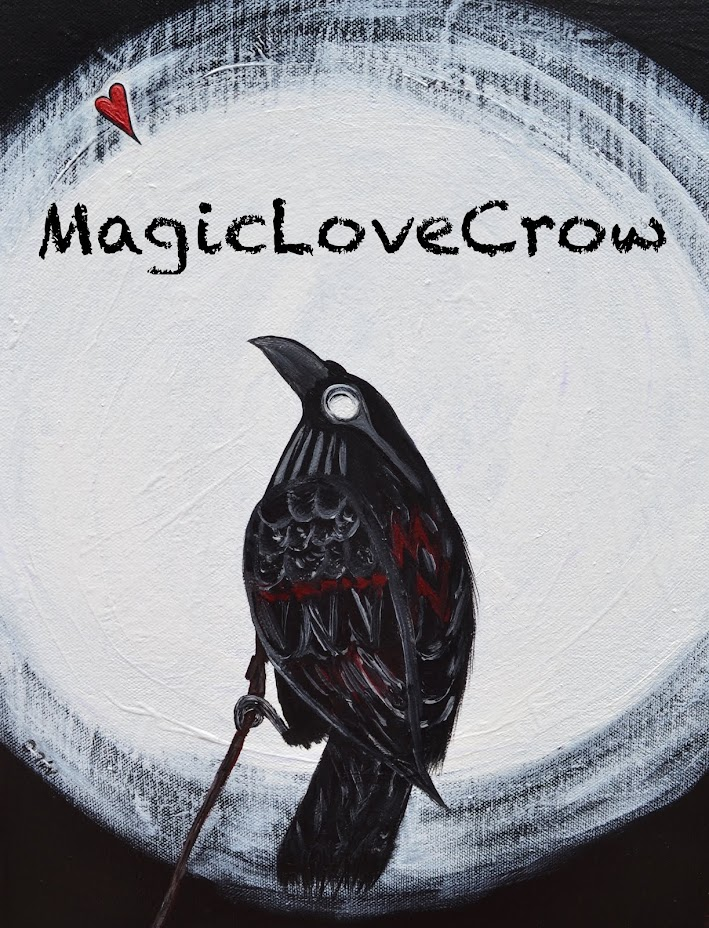 MagicLoveCrow