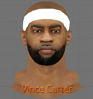 NBA 2K14 Vince Carter Next-Gen Cyberface