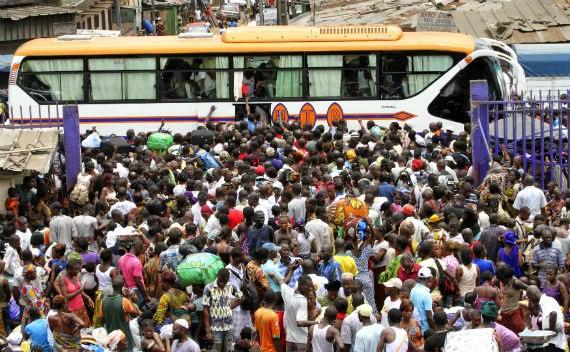 African population