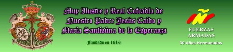 Blog de la Cofradía de Jesús Caído (Valdepeñas)