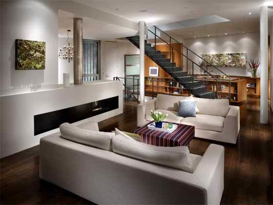 Desain Interior Apartemen Minimalis