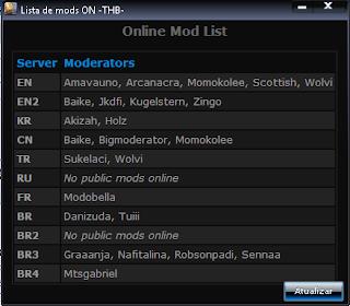 Lista de Mods Online Screenshot_11