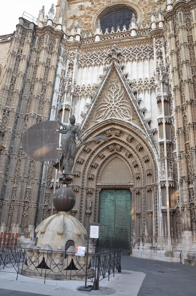 Puerta San Cristobal - Catedral - Sevilla