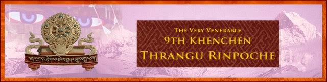 Khenchen Trangu Rinpoche