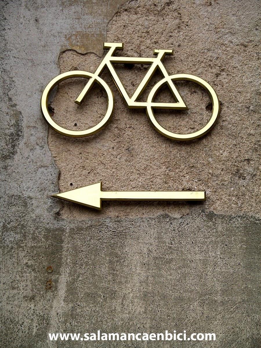 icono ciclista carril bici