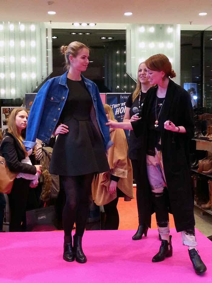 Glamour Pink Carpet Event Hamburg