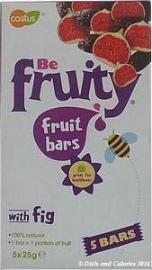 castus be fruity fig bars