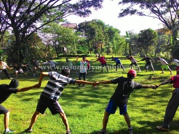 Villa Roso Mulyo Sentul, Tempat Outbound di Bogor