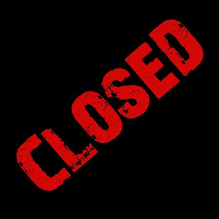 Магазин-not open