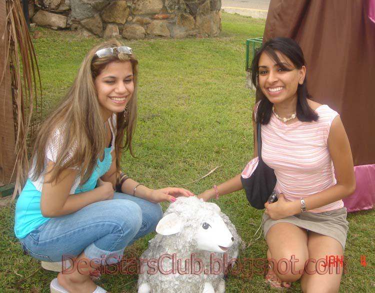 Arab girls and desi girls