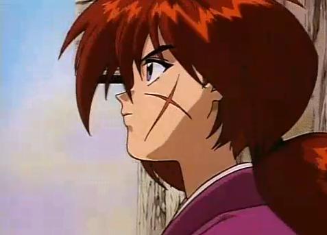 Rurouni Kenshin's Hitokiri Battosai The Slasher Kenshin Himura