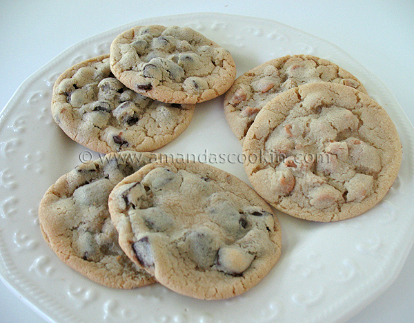 The Best Chocolate Chip Cookie Recipe Ever - Amanda's Cookin'