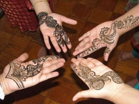 amazing arabic mehndi designs